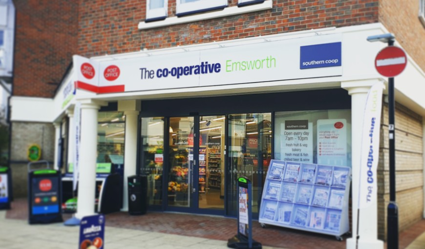 Emsworth Co-op refurbishment
