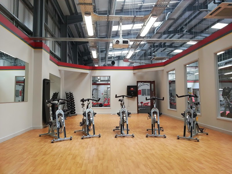 Snap Gym image5 - deliver