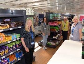 Somerset NHS pop up shop