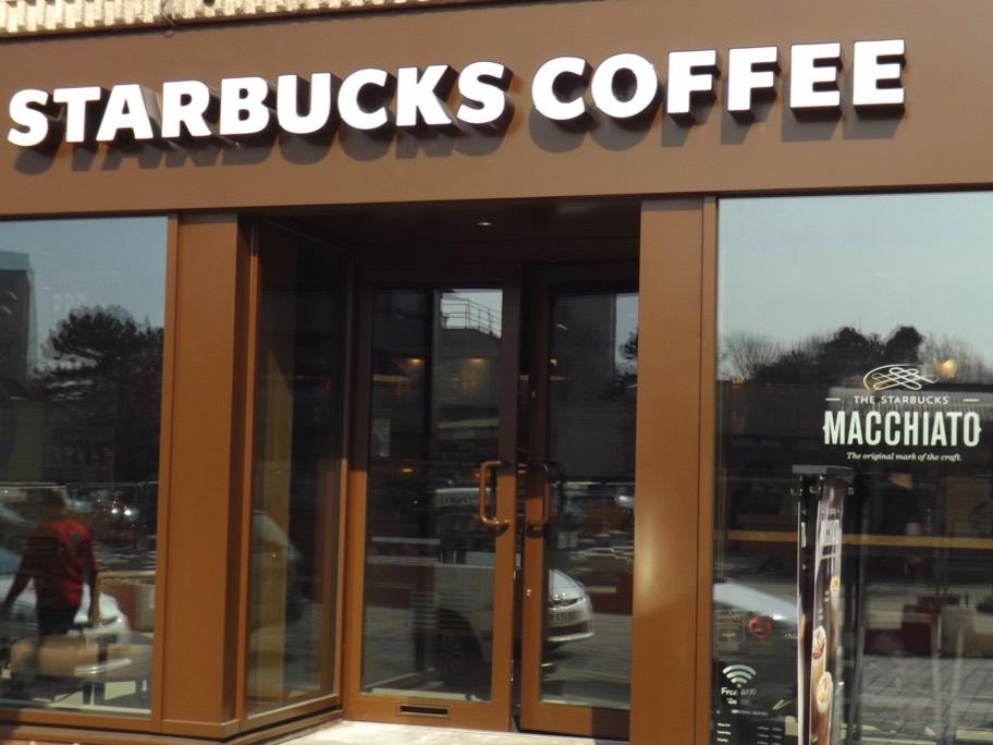 Starbucks - Assessment 1