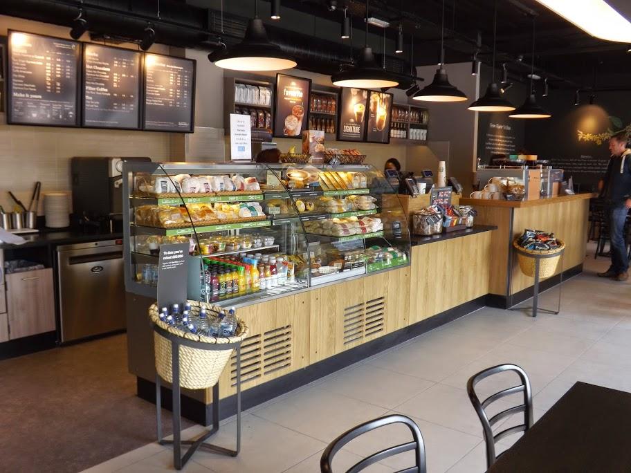 Starbucks image5 - deliver